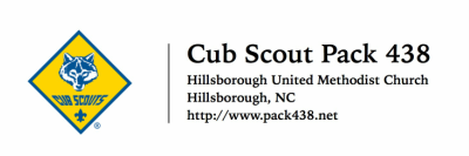 Cub Scout Pack 438 - Hillsborough, NC